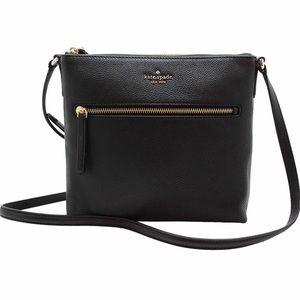Kate Spade Leather Shoulder/Top Zip Crossbody Bag